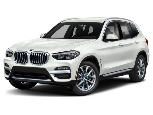 Bmw X3 Height
