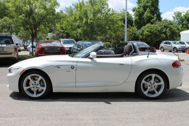 Test Drive The New 2014 Bmw Z4 Convertible At Capital Bmw
